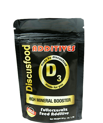 B.I.O HIGH MINERAL BOOSTER D3, 50 gr