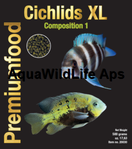 Cichlids XL Premium Granulat Composition 1