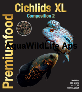 Cichlids XL Premium Granulat Composition 2