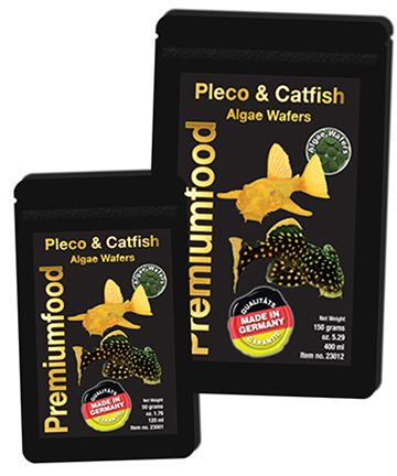 Pleco & Catfish Algae Wafers, 50gr