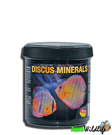 DISCUSFOOD DISCUS MINERALS, 300gr