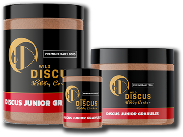 DISUS JUNIOR GRANULATES
