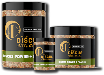 DISCUS POWER+ Flakes