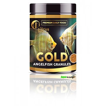 GOLD ANGELFISH GRANULES