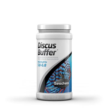 DISCUS BUFFER® pH 5,8 > 6,8  250gr